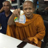 Monk scoops 18 million baht in the National Lottery