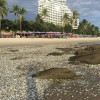 Tourists call for water quality check at Hua Hin beach