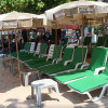 Another Pattaya own goal as tourists falling out of the new beach chairs