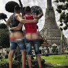 "US gays on ""World Butt Photo Tour"" anger Thais"