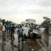 Passenger van safety scrutinised after five killed in accident