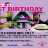 The Palms Bar and Grill One Year Anniversary on Saturday 16th December