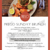 Prego Sunday Brunch 'Della Domenica' A treat for all the family