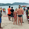 Chinese tourist, 26, drowns at Patong Beach an hour after landing