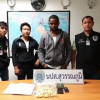 Two arrested at Suvarnabhumi Airport with cocaine