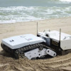 Coming to a dirty beach near you soon! Thailand's robotic trash collector
