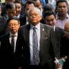 "Suthep and 8 others formally indicted for ""Bangkok Shutdown"" anti-government protests"