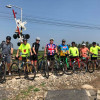 "British Embassy Cyclists Gearing Up for ""3 Pagodas Challenge"" for Charity"