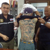 Ex-Yakuza crime boss hiding in Thailand fingered after tattoo photos appear on Facebook