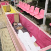Believers In Temples Take To Coffins To Wish For 2018 Luck
