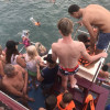 Russian tourists rescued in Pattaya bay as boat develops engine trouble
