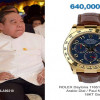 Gen Prawit may have owned 19 pricey wristwatches: CSI-LA Facebook
