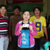 Myanmar migrant worker wins 6 million baht from First Prize lottery