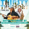 Let's party at Beach Bar, Impiana Resort Chaweng Noi Koh Samui for Thirsty Thursday on the 5th of April!