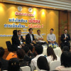 Abhisit warns: social media is all-powerful but has a downside