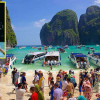 Foreign tourists top 20 million in first half of year