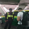 Taxis and public buses fine and dandy at Suvarnabhumi – almost