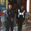 Police hunting for Phuket Town temple robbers