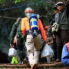 Alarm raised over crowding at cave search site