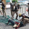 """Thai police could show """"Spiderman"""" a thing or two as """"gold robber"""" taken down"""