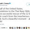 After Trump hails release of Thai kids, netizens ask: what about immigrant children?