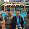 """Pattaya """"sex orgy"""" hotel named: Police chief going after participants despite no nakedness"""