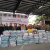 Six alleged drug mules arrested, 15 million meth pills seized in Chiang Mai