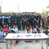 1,000 illegals nabbed in Pathum Thani