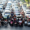 Bangkok police chiefs mount joint effort on traffic woes