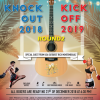 Knock the year of 2018 out and Kick the new year 2019 off!