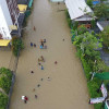 Floods wreak havoc in South, more rain to come