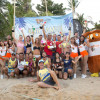 Hooters Asia and Hard Rock Café presents Samui Open Volleyball Tournament a Big Success