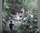 Five Thais die after car plunged into ravine in northern Laos