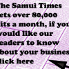 Does your business in Samui need more customers?