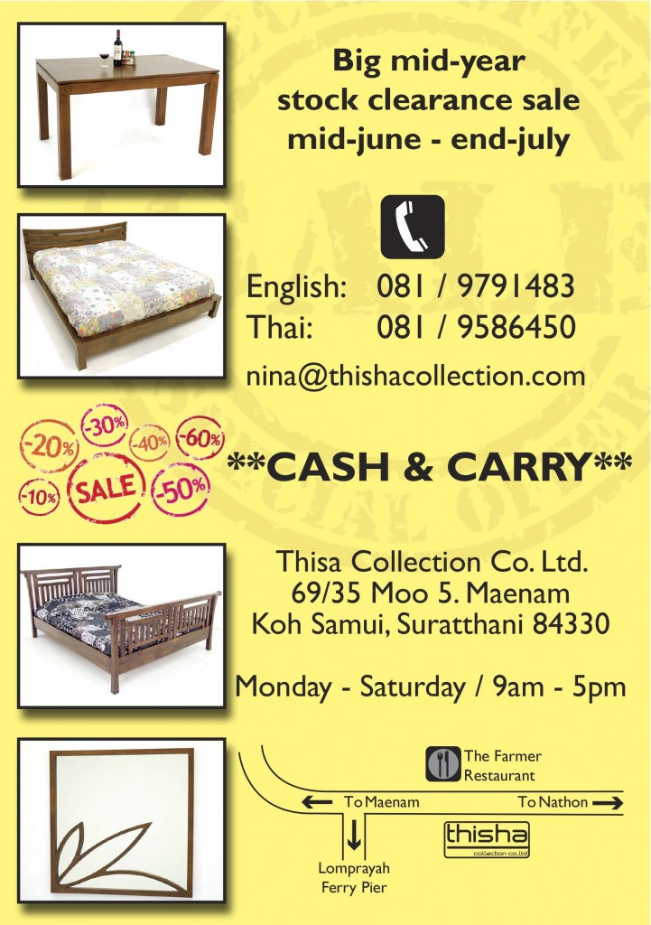 Thisha sales flyer 2...