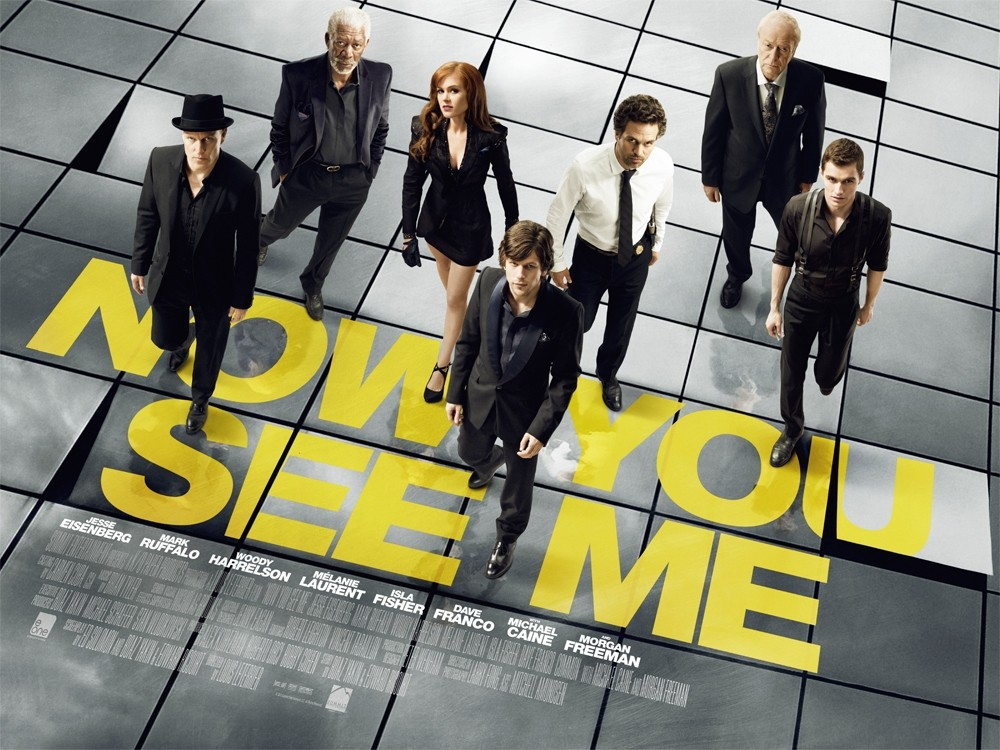 Review- Now You See me | Samui Times