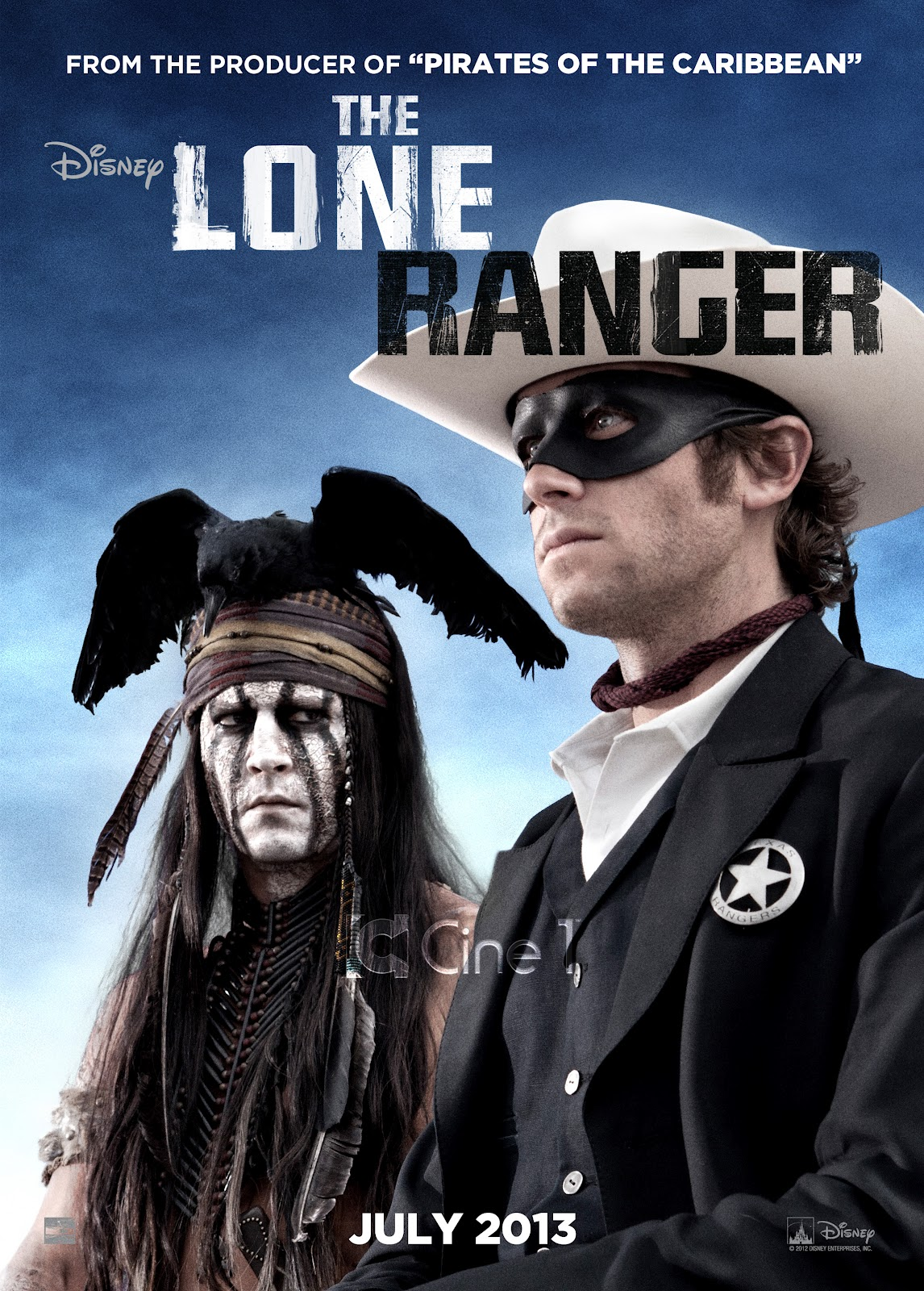 The Lone Ranger Review | Samui Times