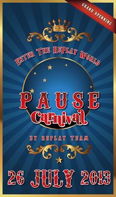 PAUSE Carnival at the RePlay | Samui Times