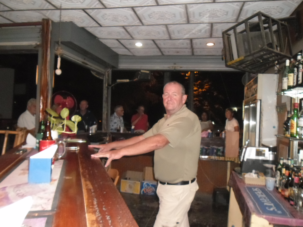 Another day at The Office Pub in Bangrak | Samui Times