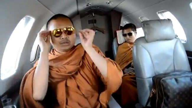 Disgraced Monk set to return to Thailand | Samui Times