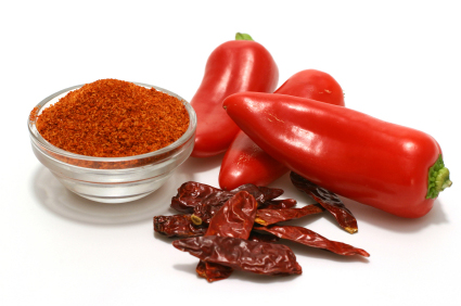 cayenne pepper is an effective remedy against varicose veins