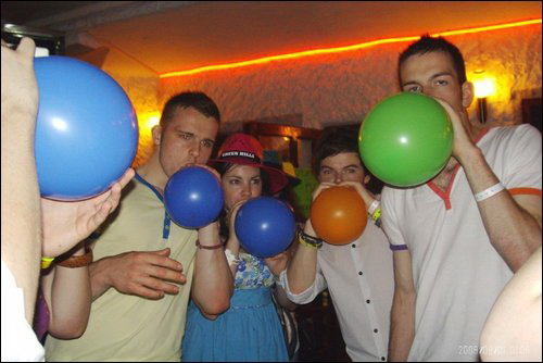 Laughing Gas Balloons – worth the laugh or no laughing matter ...