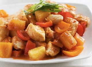 Fried Sweet and Sour Chicken | Samui Times