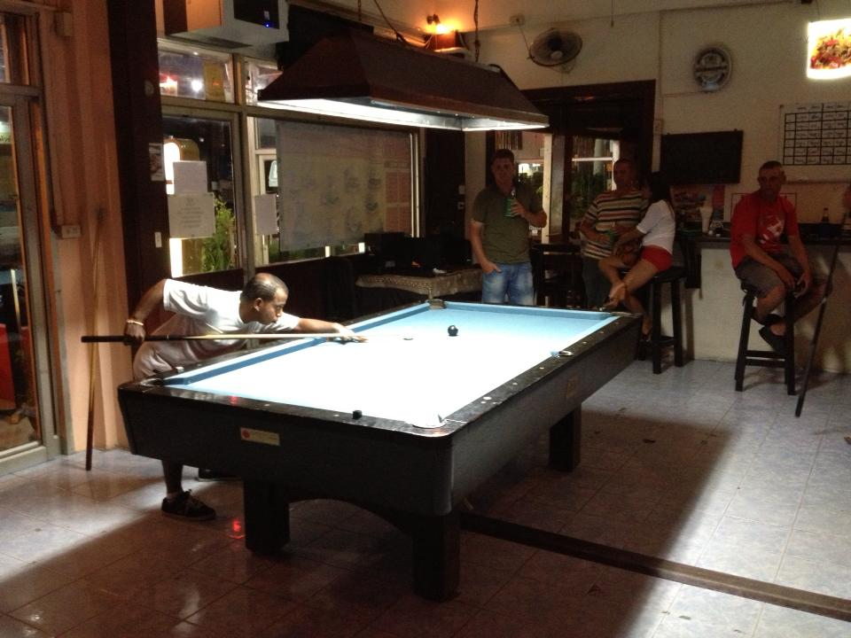 M&M's league of gentlemen pool August 7th | Samui Times