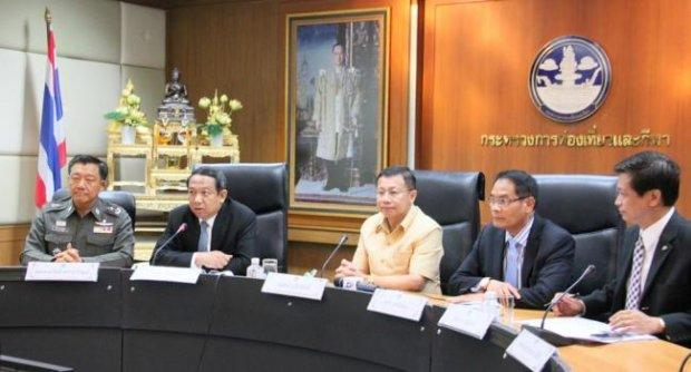 DSI poised to implement a major crack down on organized crime in Phuket   Samui Times