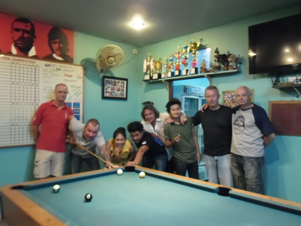 M&M's League of Gentlemen Pool 14th August | Samui Times