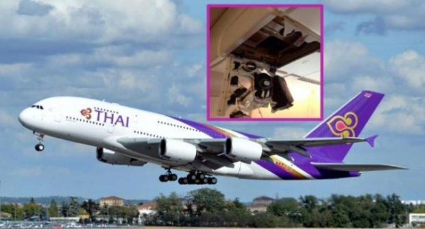 Thirty passengers and fifteen crew members injured on board Thai Airways Flight | Samui Times