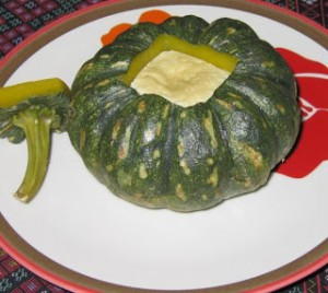 custard pumpkin