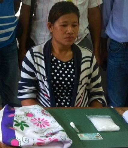 Anti drug police bust young mother with more the 300,00THB of ice | Samui Times