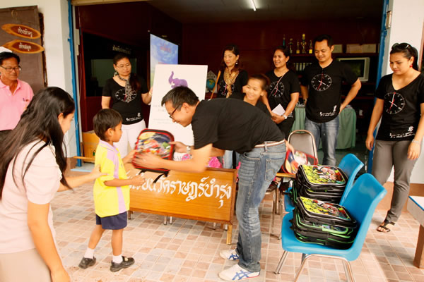 Hansar Hotel help less fortunate children | Samui Times